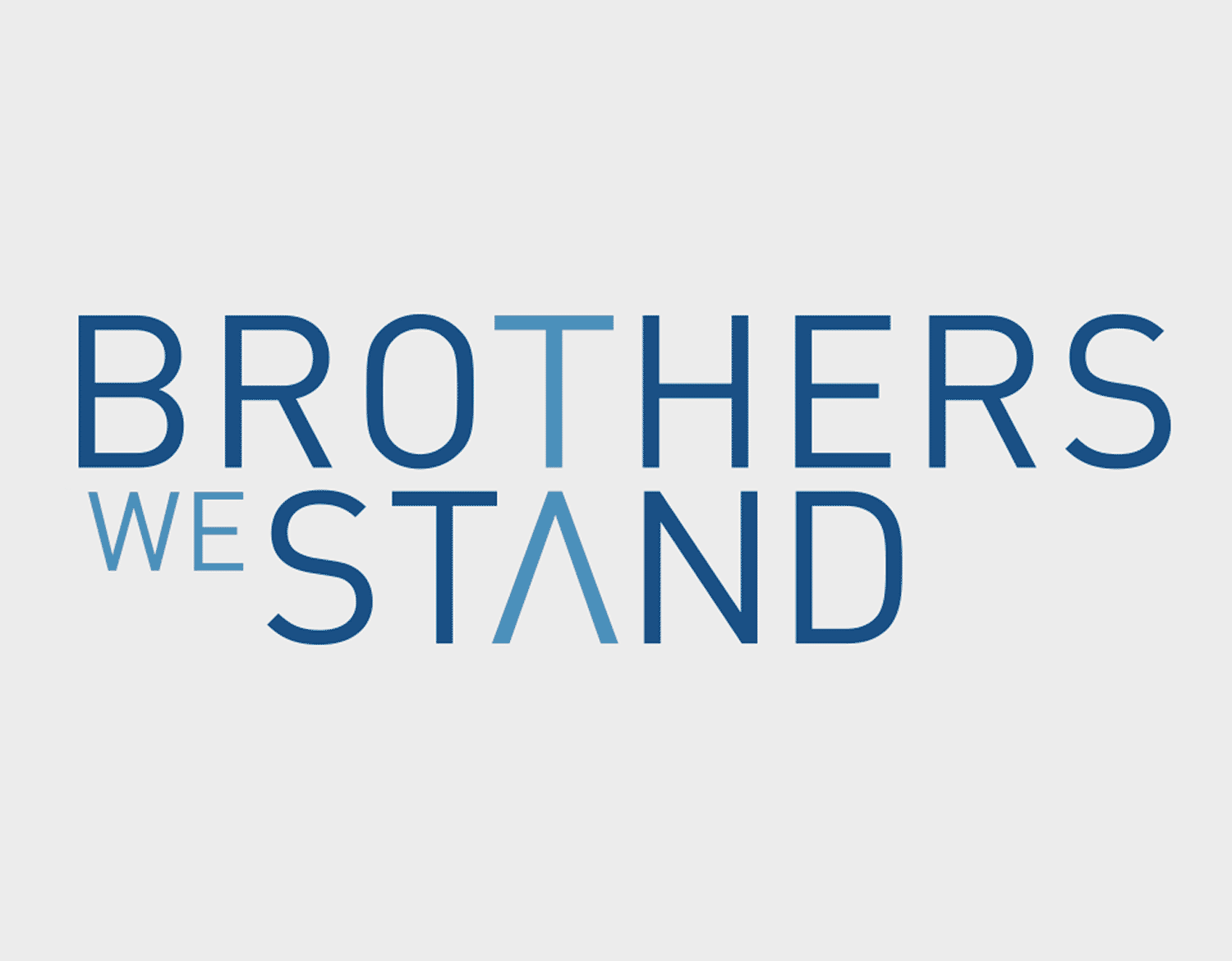 Brothers We Stand - Who made your shirt?