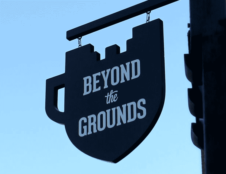 Beyond the Grounds - Shining out of the shadows