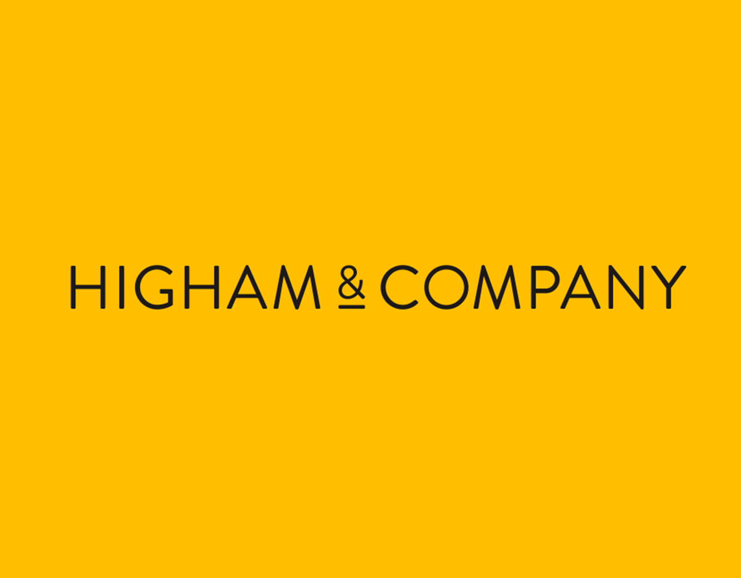 Higham & Company - Be understood.
