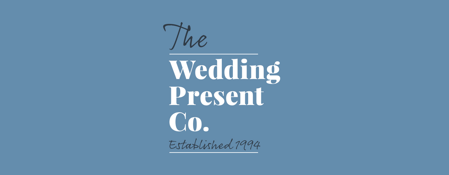 The Wedding Present Co. - The start of something new